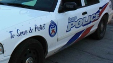 Toronto police cruiser file photo