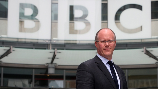 Director General of the BBC George Entwistle
