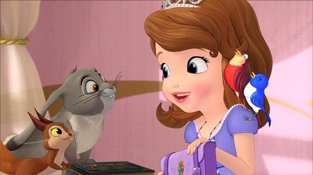 Princess Sofia Disney Hispanic-influenced princess