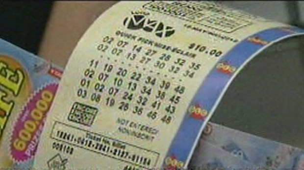 Lotto Max ticket $50 million draw