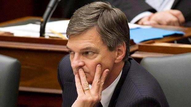 Chris Bentley won't seek re-election gas plants