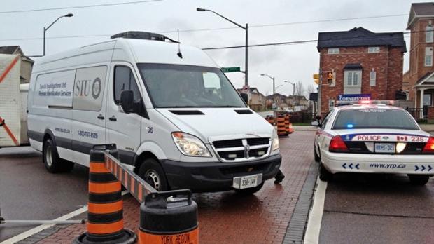 Pedestrian killed Richmond Hill Yonge SIU