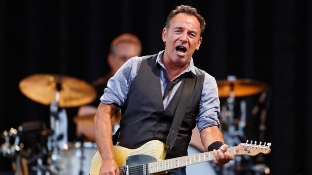 Bruce Springsteen Sandy benefit show