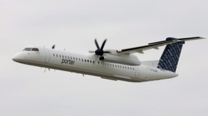 Porter Airlines file photo