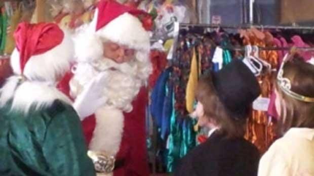 Santa Claus Workshop