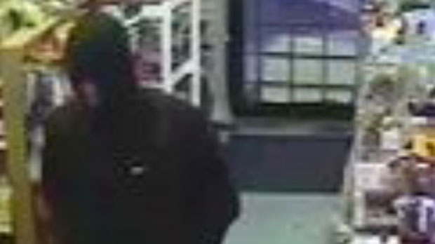 Toronto police have released this photo of a suspect sought following a violent armed robbery on Sentinel Road on Oct. 14, 2012.