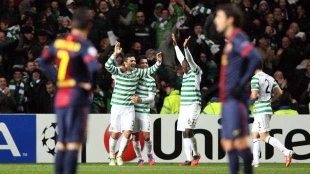 Celtic Tony Watt