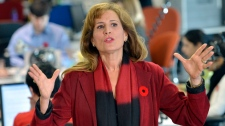 Sandra Pupatello Ontario Liberal leadership bid
