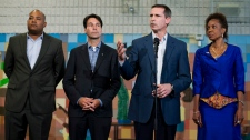 MPP Eric Hoskins Liberal leadership bid