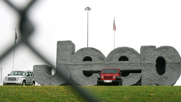Chrysler Jeep Grand Cherokee Liberty recall