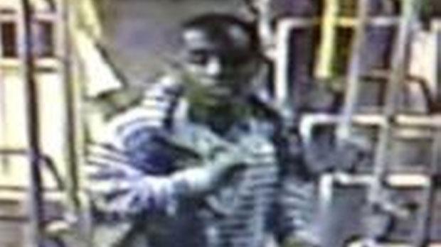 Bus rape suspect