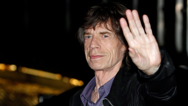 Mick Jagger love letters up for auction