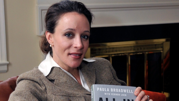 David Petraeus biographer Paula Broadwell