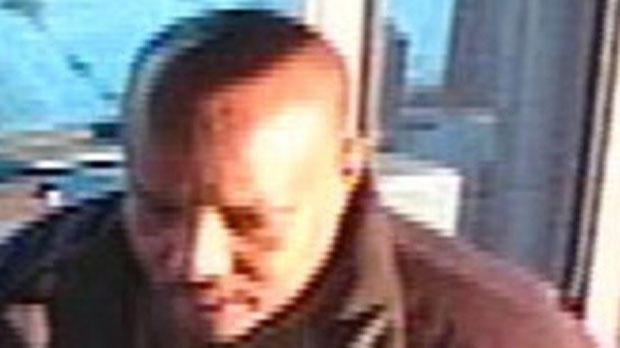 Police released this photo on Saturday, November, 10, 2012 of a suspect wanted for a sexual assault that took place aboard a TTC bus on Thursday, November 8, 2012. (Police handout photo).