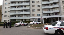 Dawes Road shooting in Scarborough