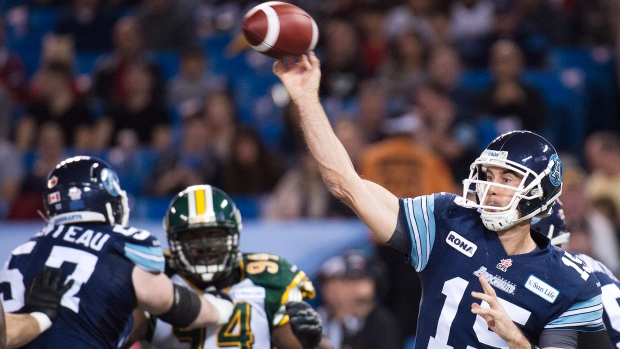 Toronto Argonauts advance to east division final