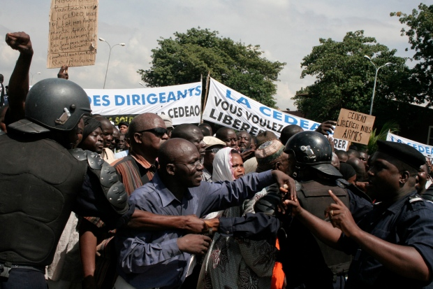 Africans nations to send troops to Mali