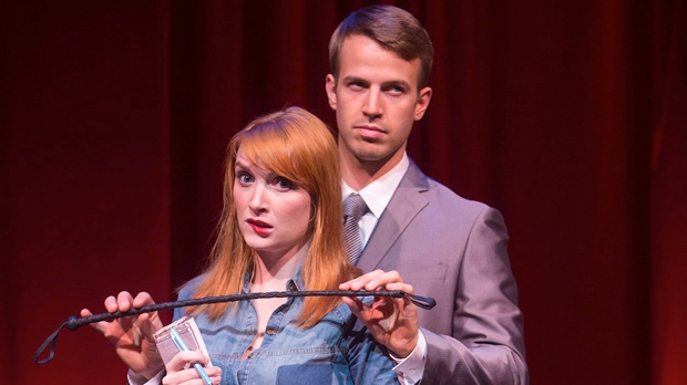 SPANK Fifty Shades Parody theatre Toronto