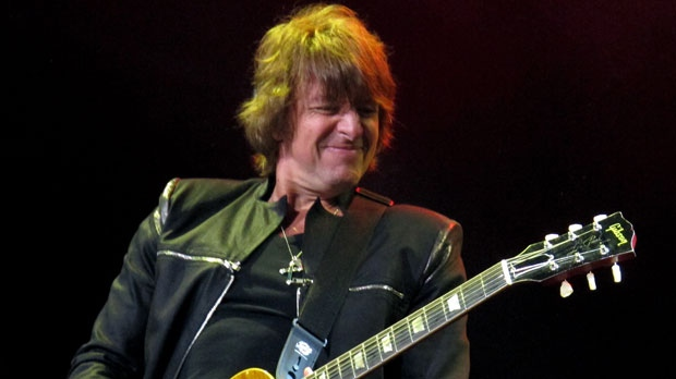 Bon Jovi guitarist Richie Sambora