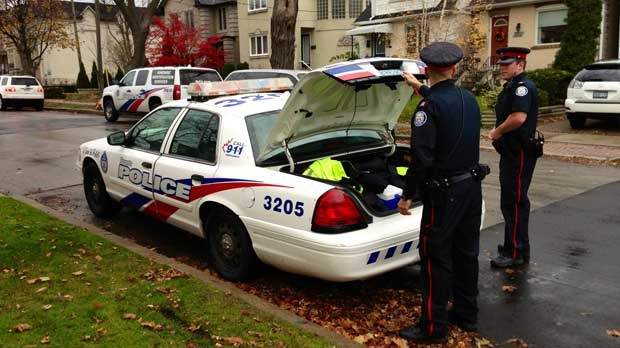 Two women reported being sexually assaulted by a person who broke into a Woburn Avenue home on Monday, Nov. 12, 2012. (Tom Podolec/CP24)
