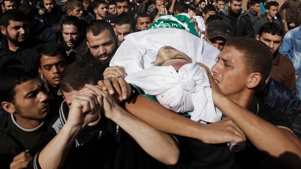 Israel targeted killings Gaza Strip Hamas militant