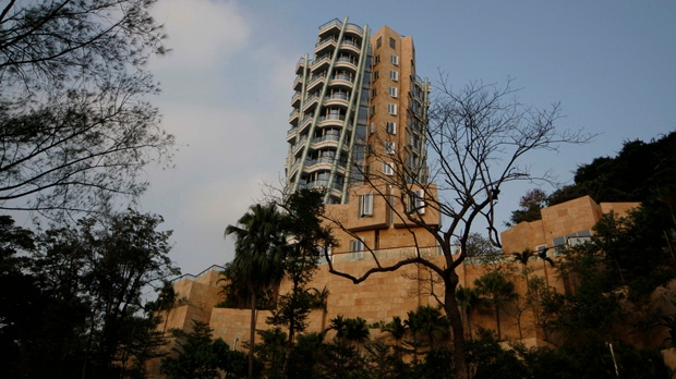Hong Kong most expensive home