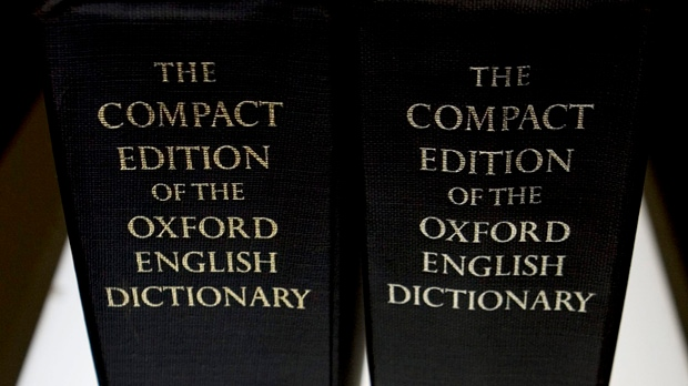 Oxford Dictionaries omnishambles word of year