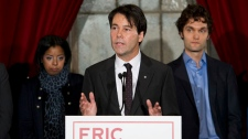 MPP Eric Hoskins Ontario Liberal leadership bid