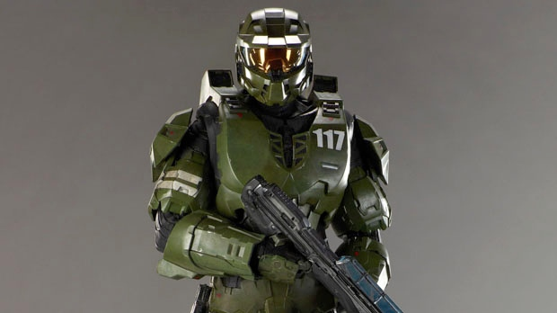 Daniel Cudmore Halo Master Chief online web series