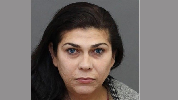 Woman charged for botox injections
