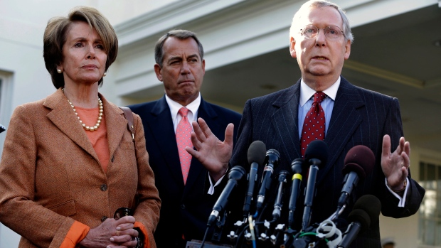 Fiscal cliff causes fear on markets