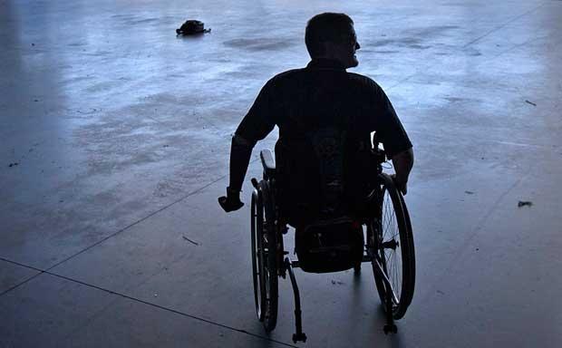Wheelchair file