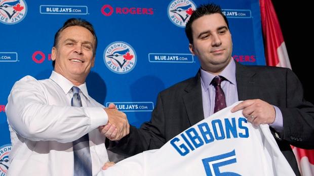John Gibbons hired Blue Jays manager