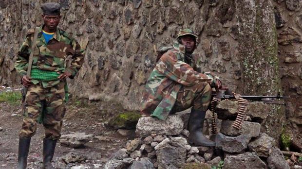 Congo M23 rebels seize control Goma airport