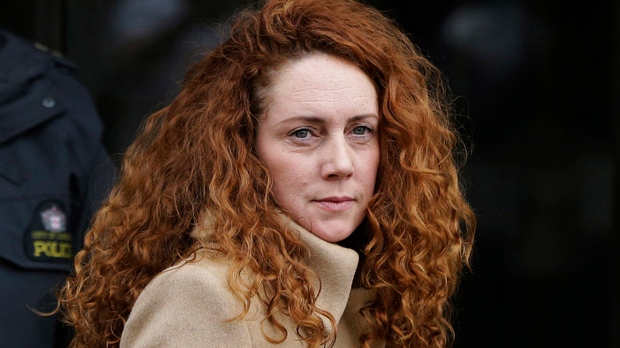 Rebekah Brooks charged phone hacking bribery