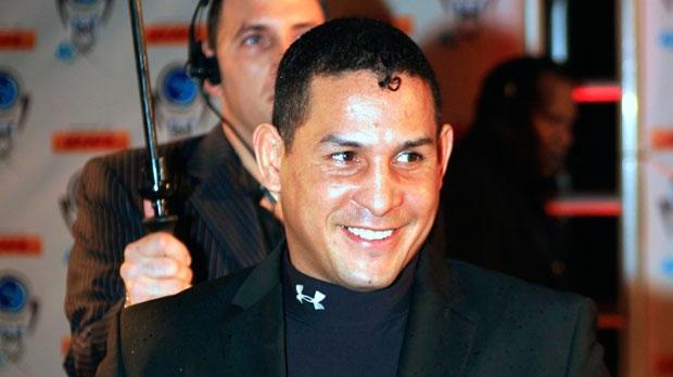 """Hector """"Macho"""" Camacho boxer shot"""