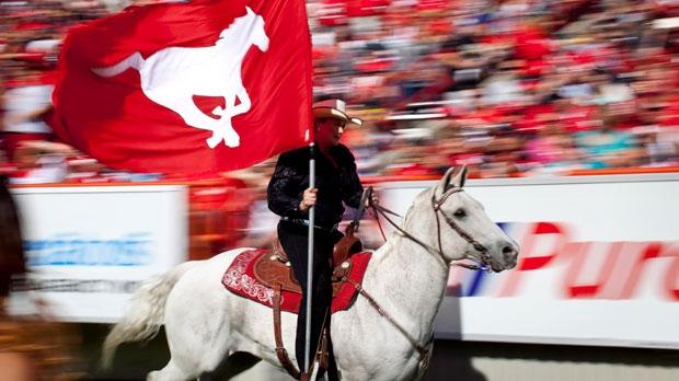 Calgary Stampeders' Quick Six