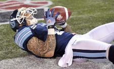Chad Owens touchdown 100th Grey Cup Game