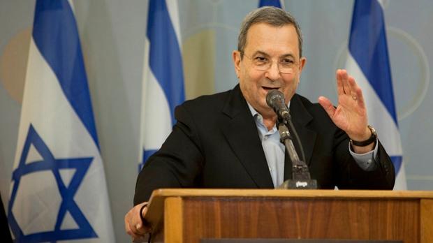 Israeli Defense Minister Ehud Barak resignation