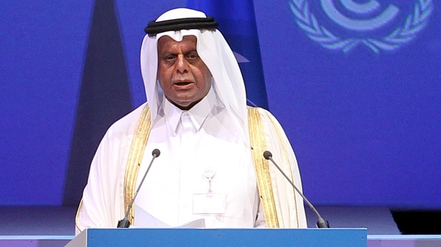 United Nations climate change talks Doha Qatar