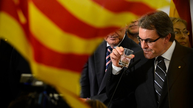 Spain Catalonia election independence referendum