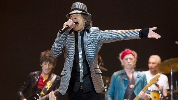 Rolling Stones 50th anniversary London concert