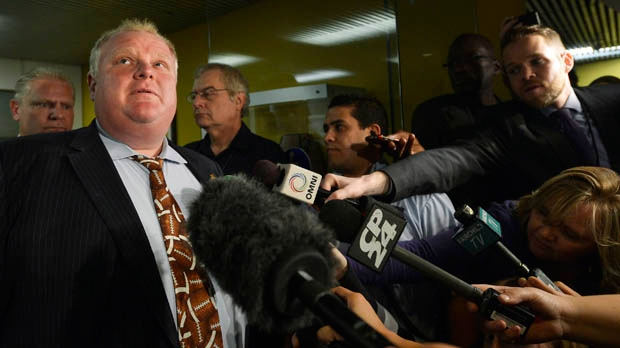 Rob Ford conflict of interest kicked out of office