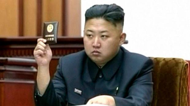 Kim Jong Un The Onion sexiest man alive