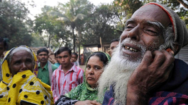Bangladesh garment factory fire day of mourning
