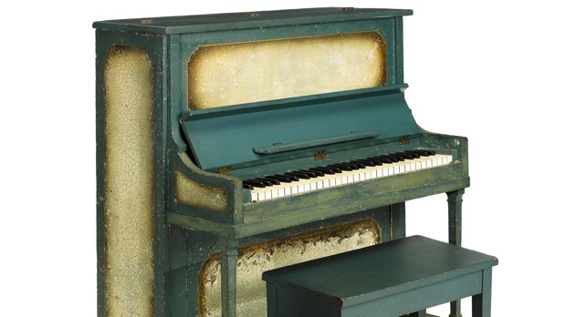 Casablanca piano Sotehby's auction