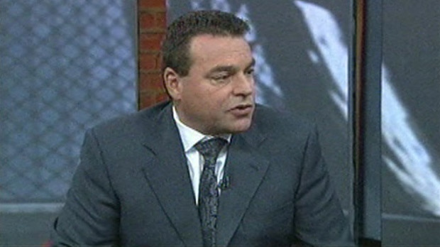 City Coun. Giorgio Mammoliti speaks to CP24 on Tuesday, Nov. 27, 2012.