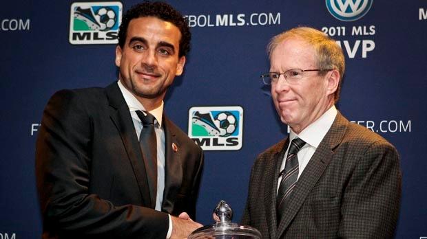 D.C. United president Kevin Payne Toronto FC