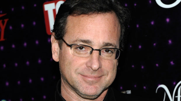 Actor and comedian Bob Saget
