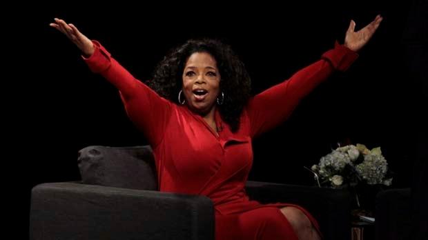 Oprah Winfrey Lifeclass tour Calgary Vancouver